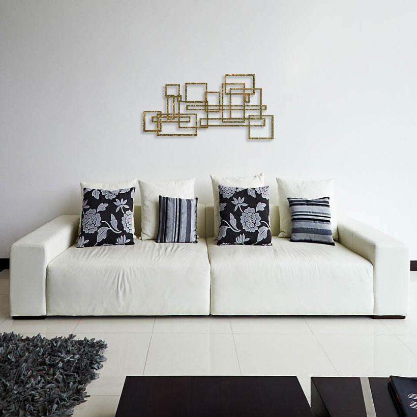 Панно 800×400 мм «Изящные рамки» («Graceful frames»)