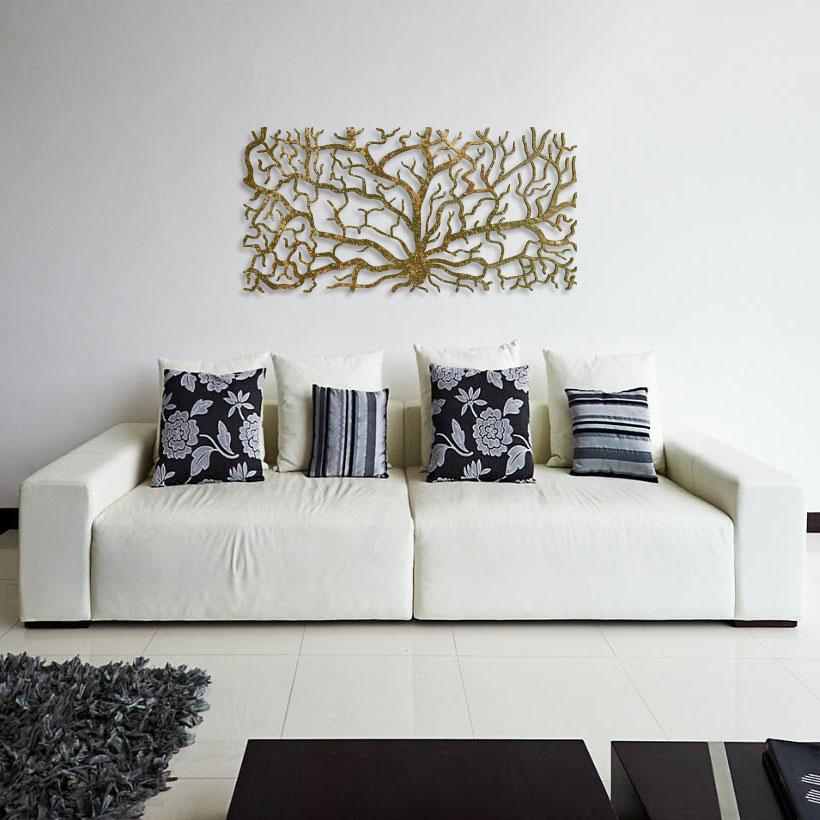 Панно 1000×500 мм «Дикое дерево» («Wild Tree»)