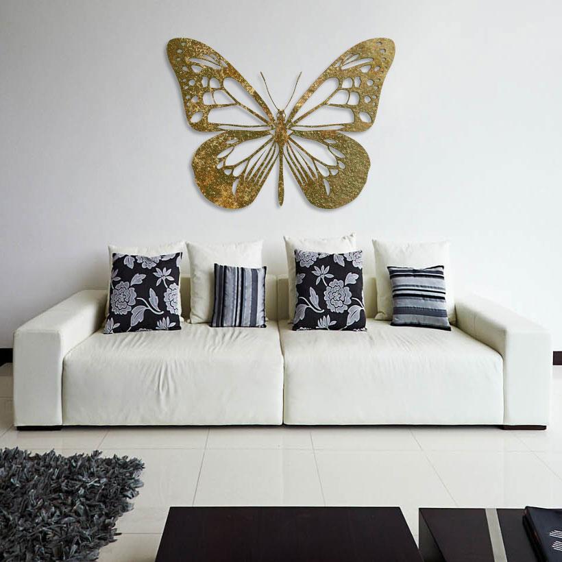 Панно 1000×750 мм «Бабочка» («Butterfly»)
