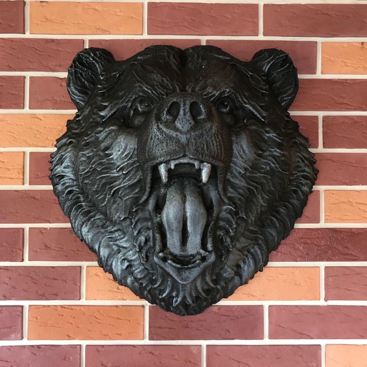 Горельеф «Медведь»